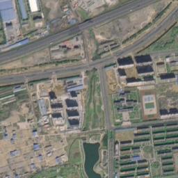 陝州區衛星地圖- 河南省三門峽市...