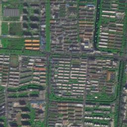 白下区-卫星地图- 江苏省南京市...